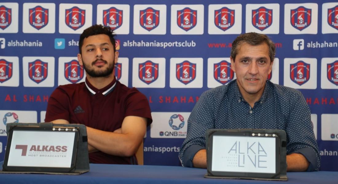 We'll face Al Ahli without pressure: Al Shahania coach Murcia