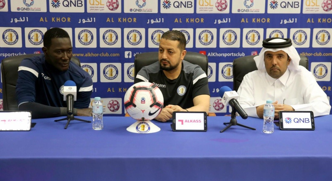 Our goal is victory against Al Rayyan: Al Khor assistant coach Omar