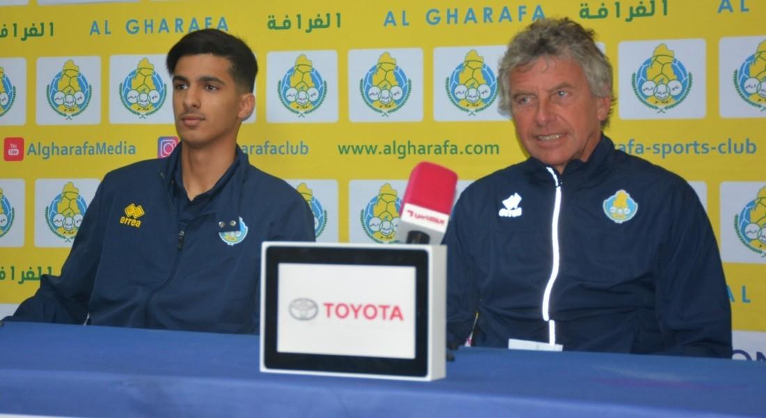 We're ready to face Al Arabi: Al Gharafa coach Gourcuff