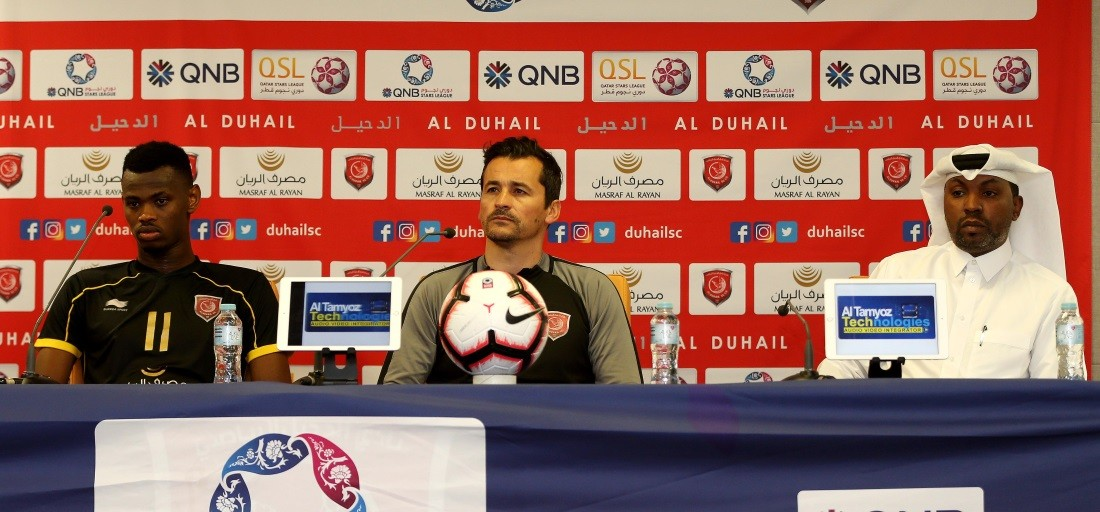 We've to be ready to face Umm Salal: Al Duhail coach Faria