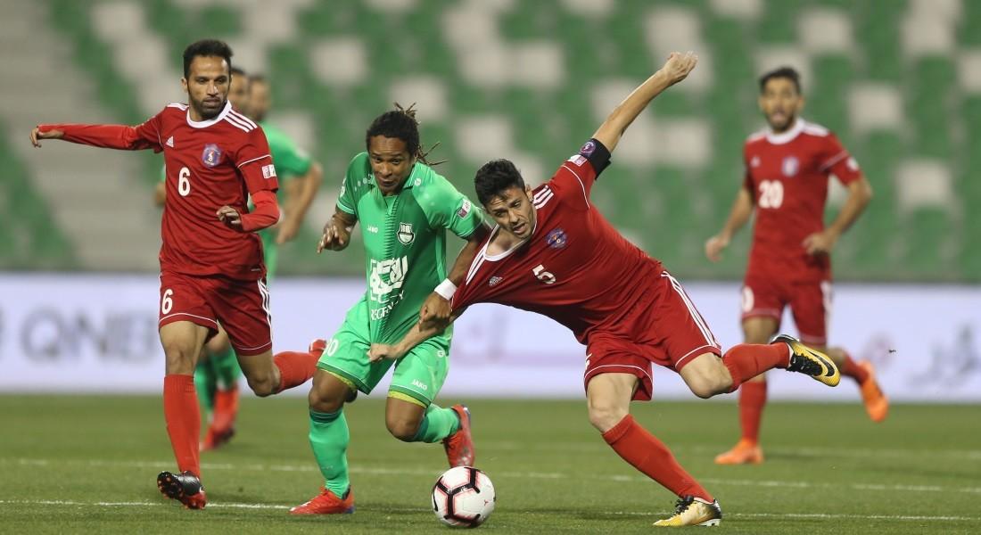QNB Stars League Week 19 – Al Ahli 0 Al Shahania 0
