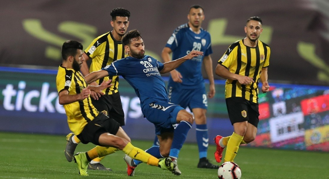QNB Stars League Week 19 – Al Kharaitiyat 1 Qatar SC 0