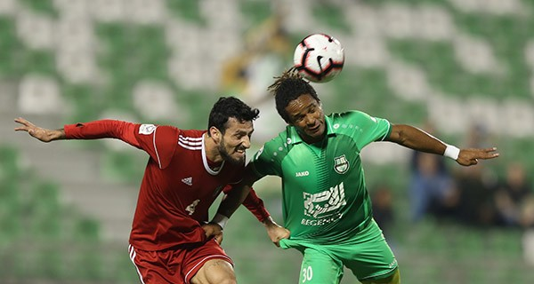 Ten-man Al Ahli hold Al Shahania