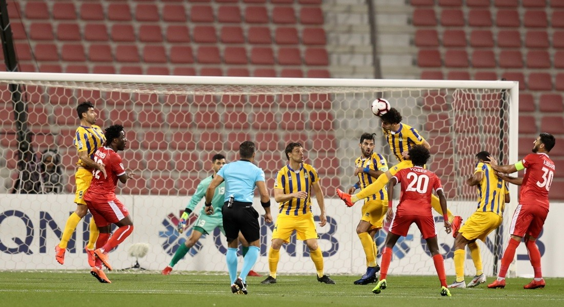 QNB Stars League Week 19 – Al Arabi 1 Al Gharafa 2