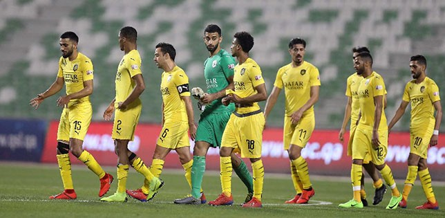 Five days of rest for the Al-Sadd players
