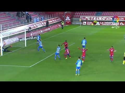 Resumen de CD Numancia vs Málaga CF (1-1)