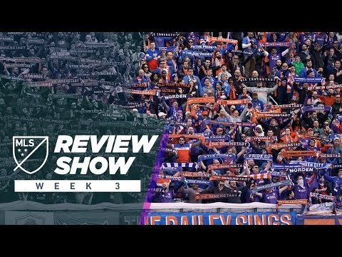MLS' Best New Home Atmosphere? | Review Show Week 3