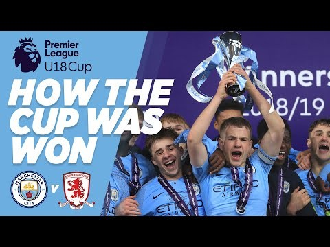 ANOTHER CITY TROPHY! | HOW THE PL U18 CUP WAS WON