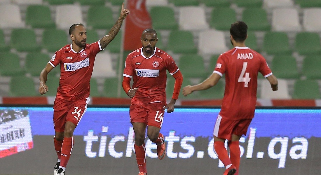 Al Arabi midfielder Victor Vazquez in an Exclusive Interview with QSL Online