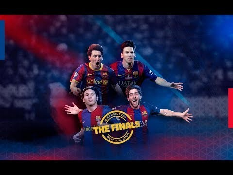 BARÇA BEST GOAL EVER | The finals!