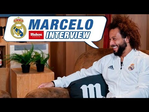 Who does MARCELO think is the GOAT?