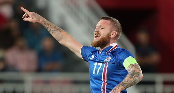 Cardiff's Iceland captain Gunnarsson joins Al Arabi