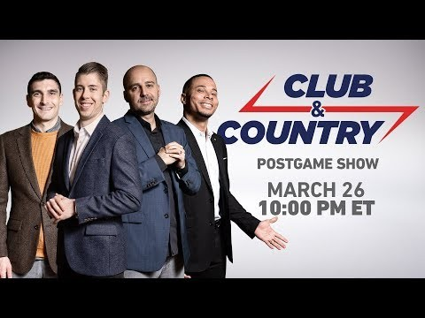 USMNT vs. Chile Postgame Show | Club & Country