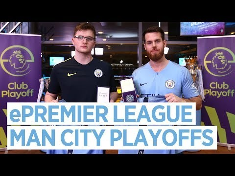 ?Man City ePremier League Playoff Highlights ?