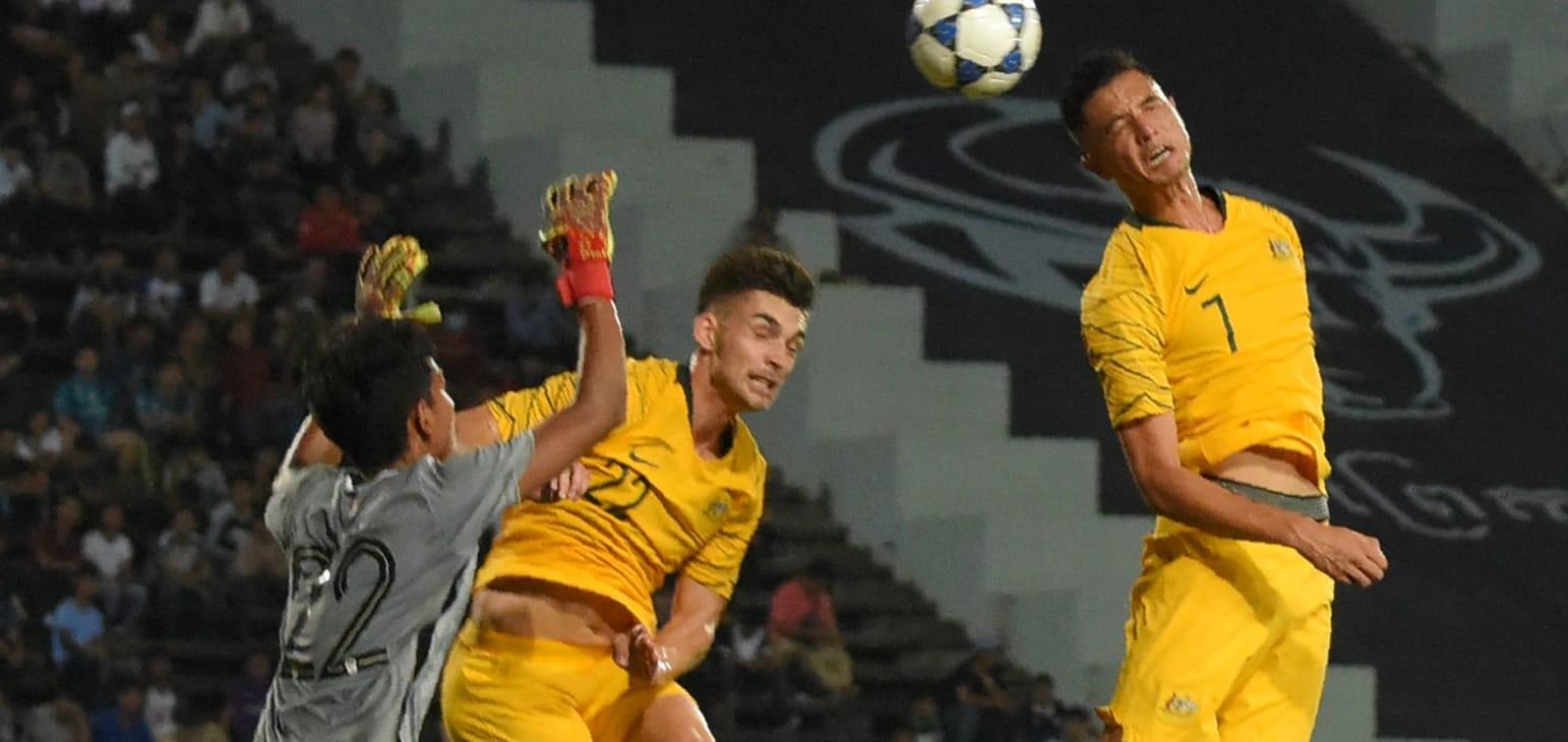 Qualifiers- Group H: Korea Republic edge Australia for top spot