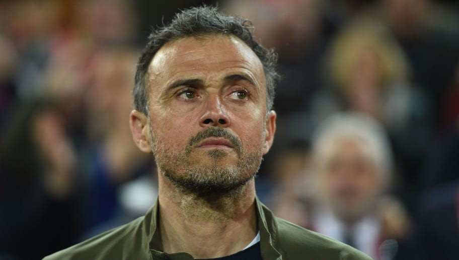 Spain Manager Luis Enrique to Miss Tuesday's Match With Malta for 'Family Reasons'