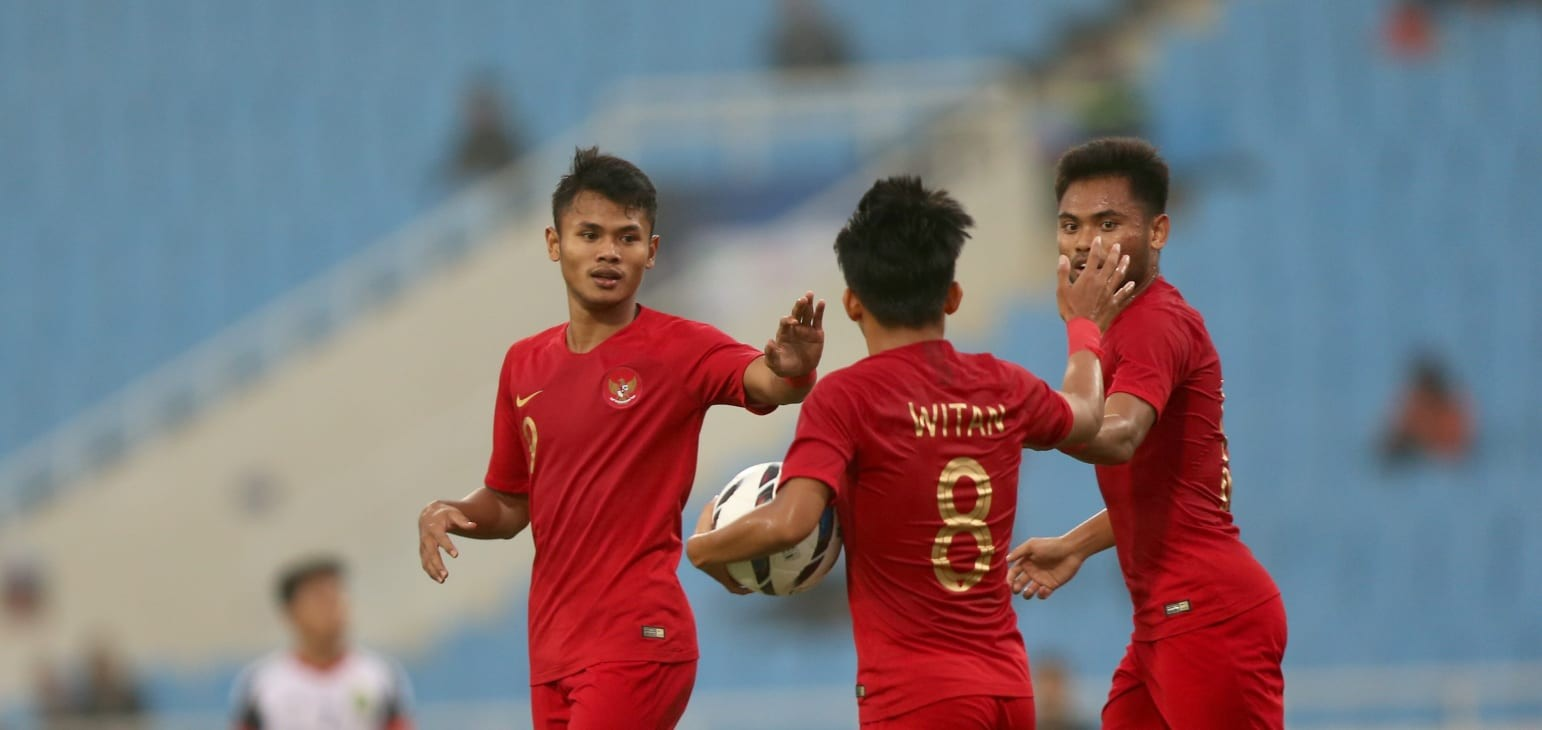 Qualifiers - Group K: Drajad inspires Indonesia to victory