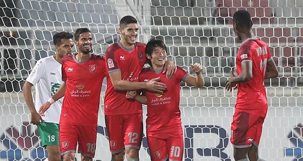 Al Duhail capable of beating Al Sadd, says Karim Boudiaf