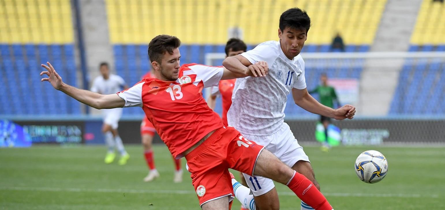 Qualifiers - Group F: Uzbekistan through to Finals
