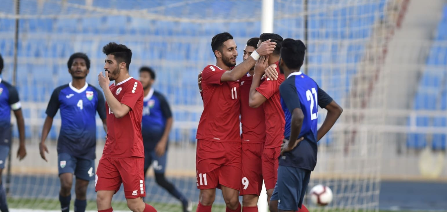 Qualifiers - Group D: Lebanon finish on a high