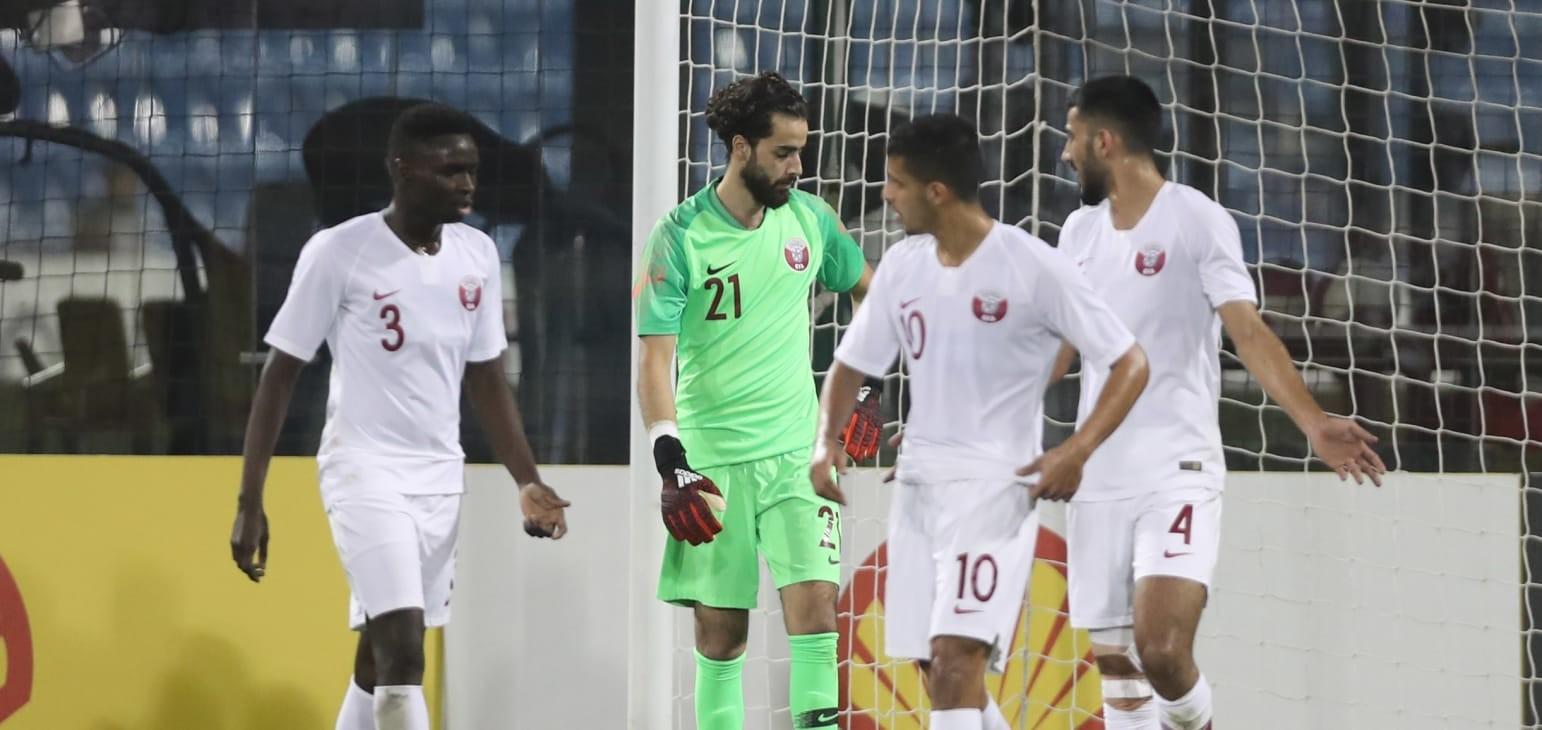 Qualifiers - Group A: Qatar fend off Oman to qualify