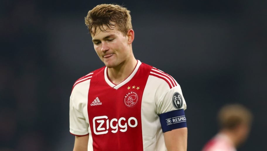 Barcelona & Matthijs de Ligt Set Target Date to Complete Transfer Following Latest Meeting