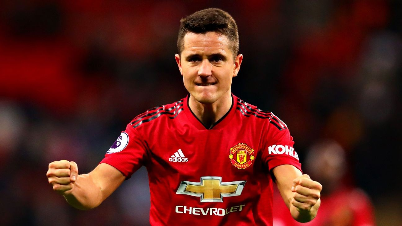 Barcelona, Arsenal join Herrera chase as clock ticks on Man United contract talks - sources
