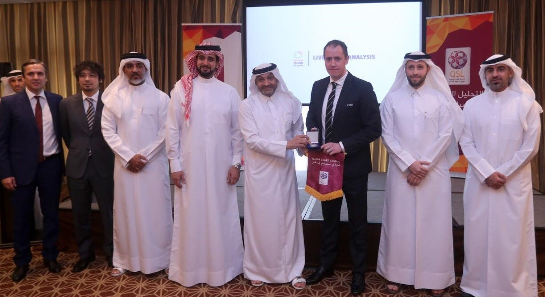 QSL becomes first league in Asia to launch 'Live Match Analysis' system