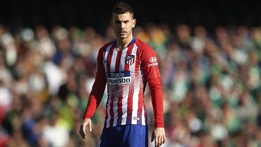 Bayern Munich Confirm €80m Signing of Lucas Hernandez From Atletico Madrid