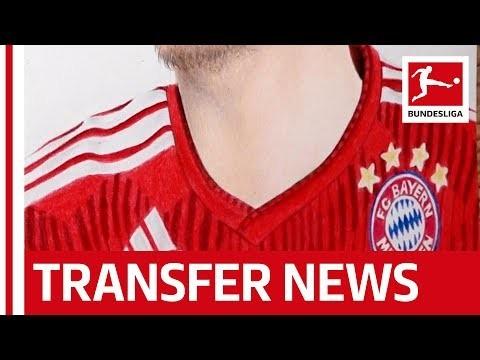 FC Bayern München Sign 2018 World Cup Champion