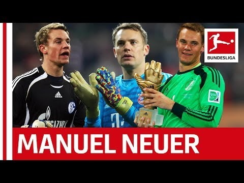 Manuel Neuer - Bundesliga's Best