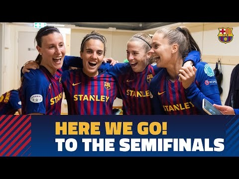 Highlights LSK - Femení A (0-1) l UEFA Women's Champions League 2018/2019