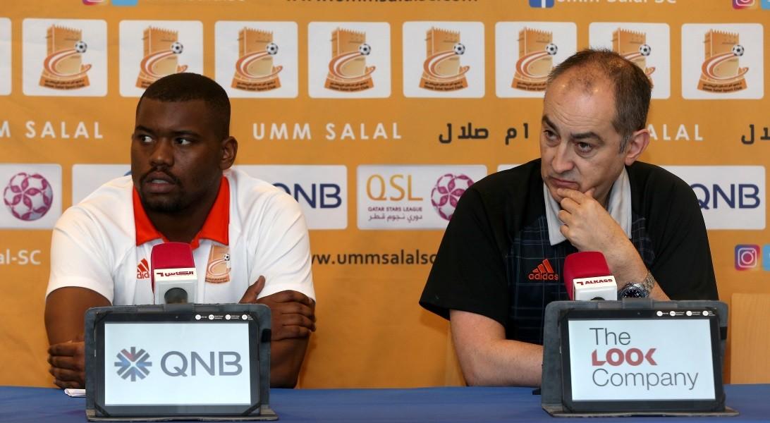 We're ready to face Qatar SC: Umm Salal coach Caneda