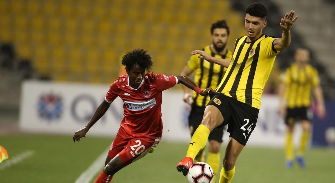 QNB Stars League Week 21 — Qatar SC 1 Al Arabi 2