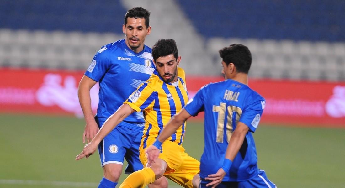 QNB Stars League Week 21 — Al Khor 0 Al Gharafa 0