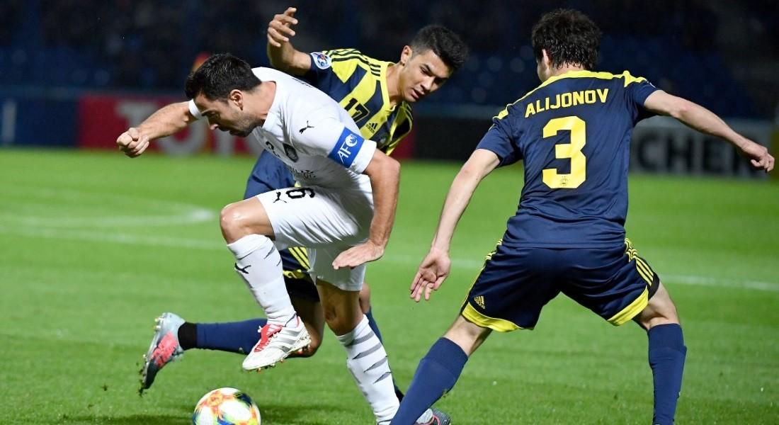 Qatar's Al Sadd held 2-2 by Uzbekistan's Pakhtakor