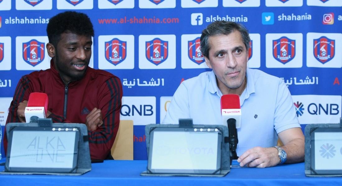 We'll play with same determination, enthusiasm: Al Shahania coach Murcia
