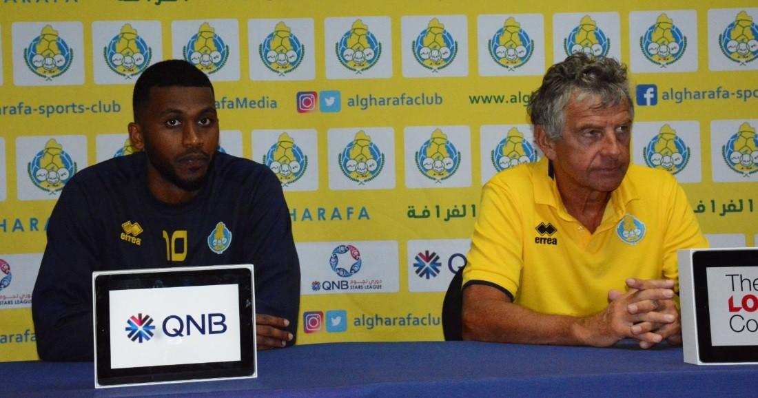 Our goal is to beat Al Shahania: Al Gharafa coach Gourcouf