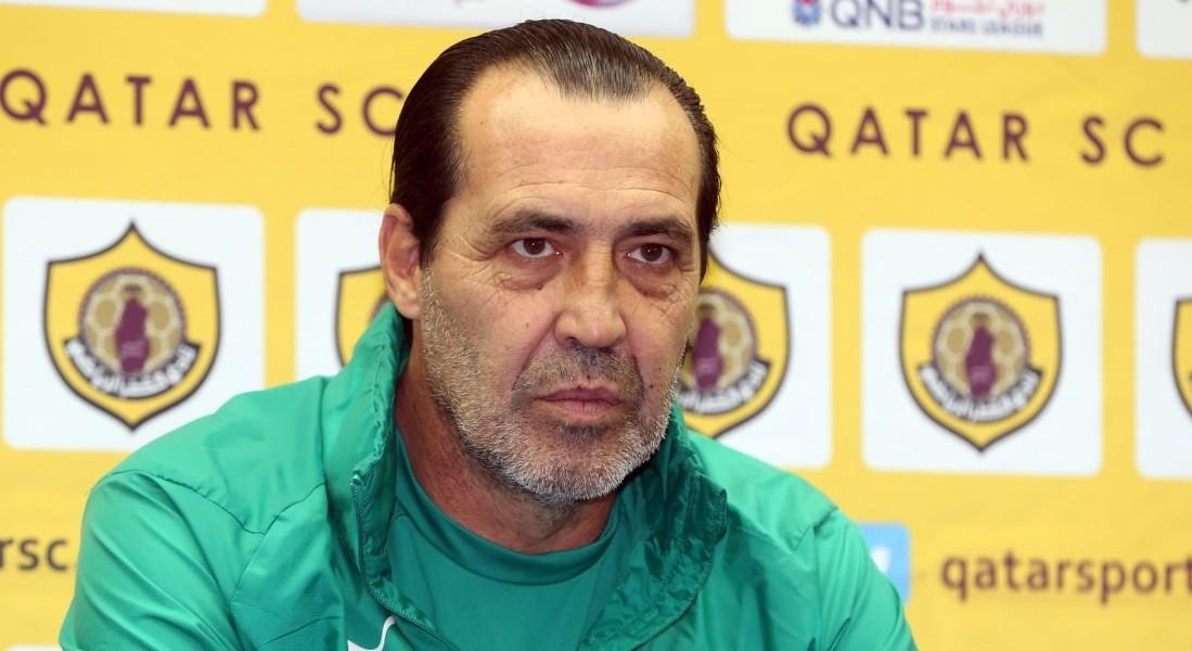 Game against Al Rayyan will be very difficult: Qatar SC coach Batista