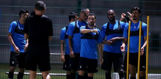 Al-Sadd conclude preparations ahead of Umm Salal clash, Abdelkarim returns to the squad