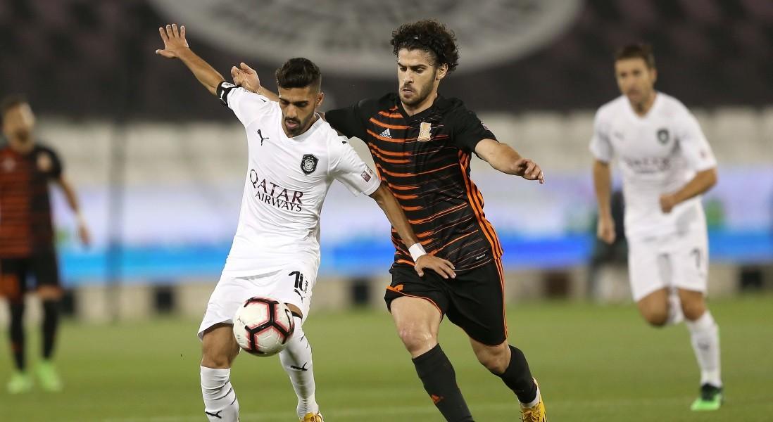 QNB Stars League Week 22 — Al Sadd 6 Umm Salal 1