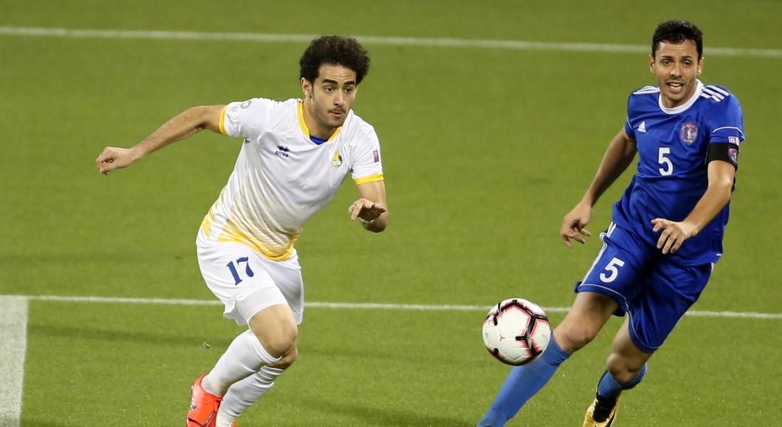 QNB Stars League Week 22 — Al Shahania 3 Al Gharafa 1