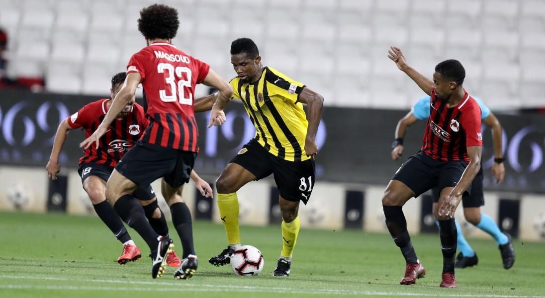 QNB Stars League Week 22 — Al Rayyan 4 Qatar SC 3