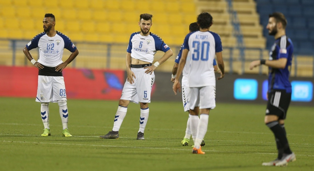 Al Sailiya finish third, Al Rayyan fourth, Qatar SC in play-off and Al Kharaitiyat relegated
