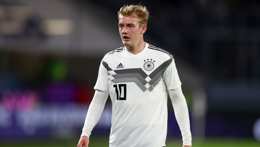 Juventus 'Make Contact' With Julian Brandt Ahead of Possible €25m Move From Bayer Leverkusen
