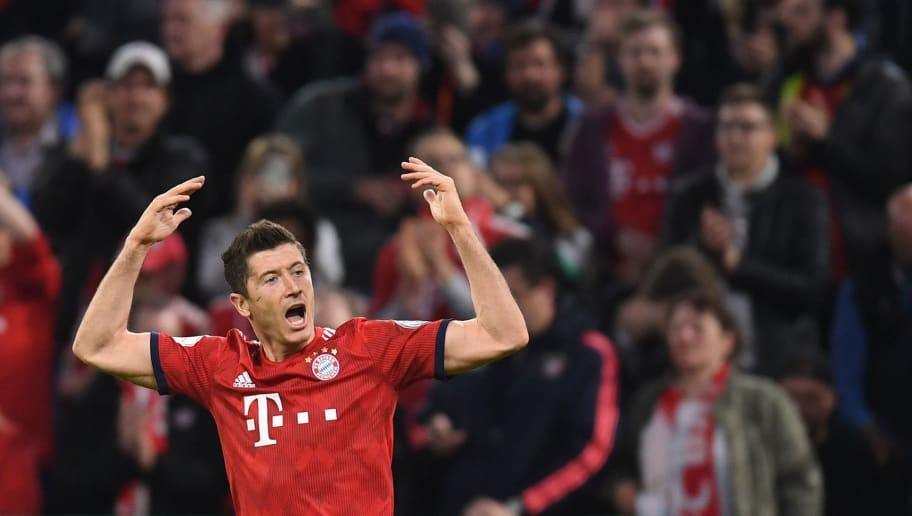 Robert Lewandowski Sets 2 Goalscoring Records After Scoring Double in Der Klassiker Demolition