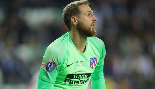 Oblak hailed as world's best