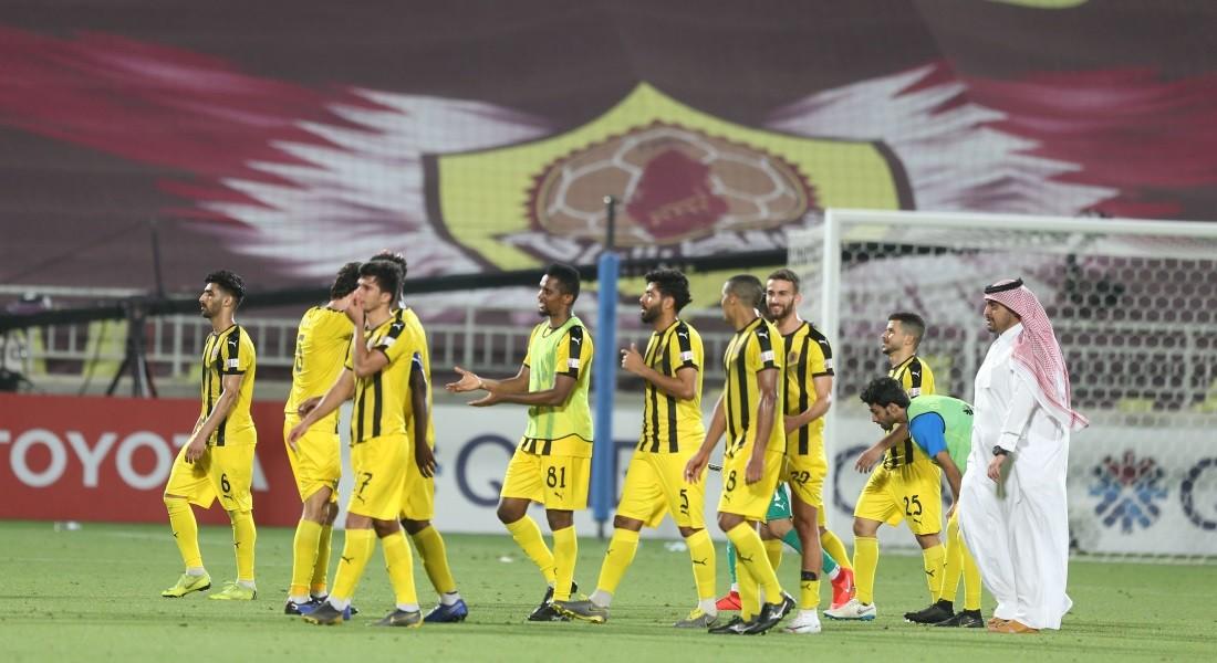 Qatar SC edge Muaither SC in Play-Off to retain place in 2019-20 QNB Stars League