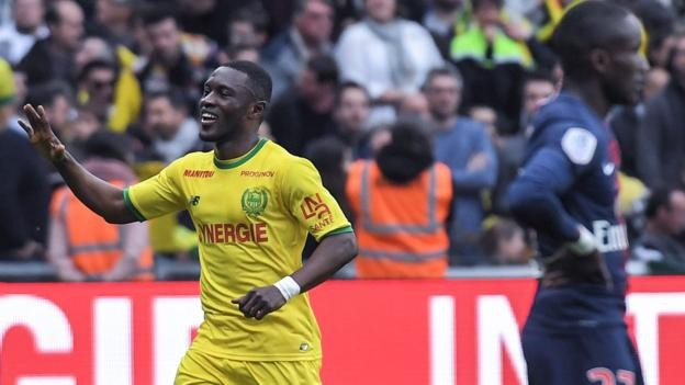 Paris St-Germain lose 3-2 to Nantes and once again miss chance to win Ligue 1 title