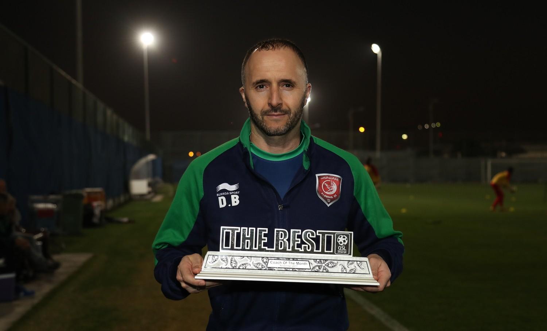 QNB Stars League — November/December, 2017 — Djamel Belmadi (Al Duhail)